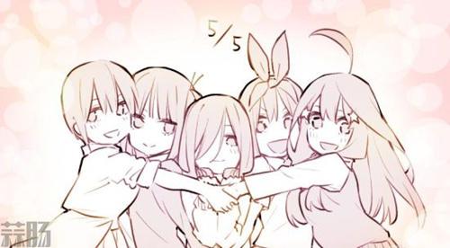 TV动画《五等分的花嫁》第二季制作决定! 双份的五倍快乐 动漫 第2张