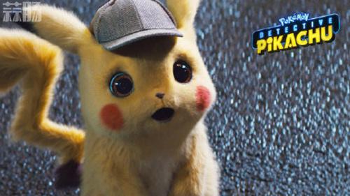 《大侦探皮卡丘》惊喜来袭?一起走进精灵宝可梦的世界吧 皮卡丘 精灵宝可梦 电影 Pikachu 宝可梦 任天堂 大侦探皮卡丘 动漫  第7张