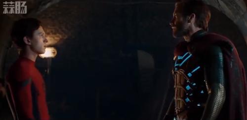 《蜘蛛侠:英雄远征》曝出新预告片,是真是假?