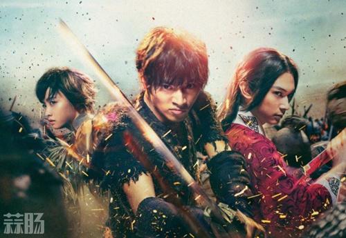 真人电影版《王者天下》票房突破35亿日元,好评不断! 动漫 第1张