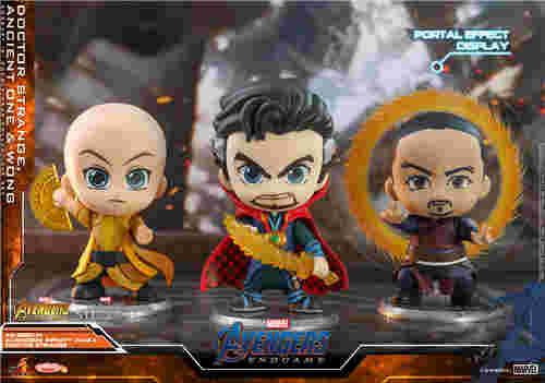 Hot Toys推出漫威《复仇者联盟4》COSBABY (S) 迷你人偶第六浪