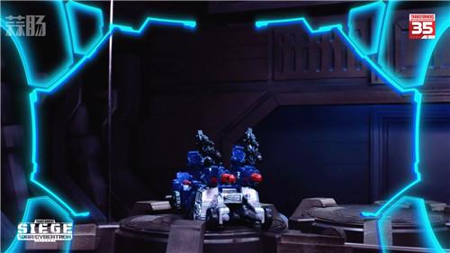 台湾孩之宝公开《变形金刚》围城系列定格动画第4集威震天VS擎天柱 变形金刚 第6张