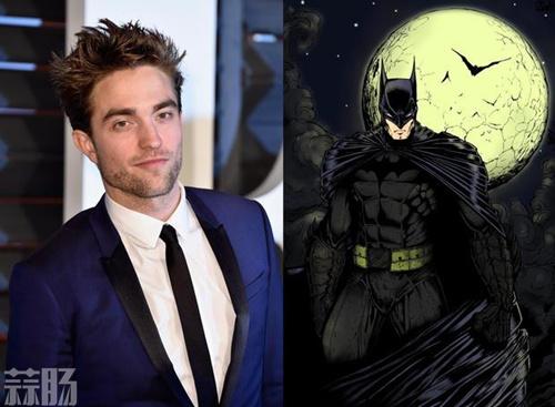 《暮光之城》男主角罗伯特·帕丁森有望出演新一代蝙蝠侠 罗伯特·帕丁森 蜘蛛侠 暮光之城 动漫  第2张