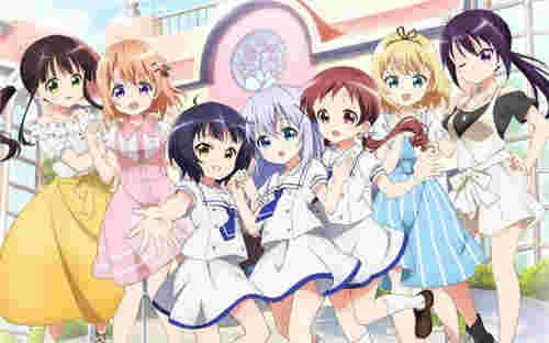 OVA《点兔》9月发售!剧中歌高音质音源等同捆