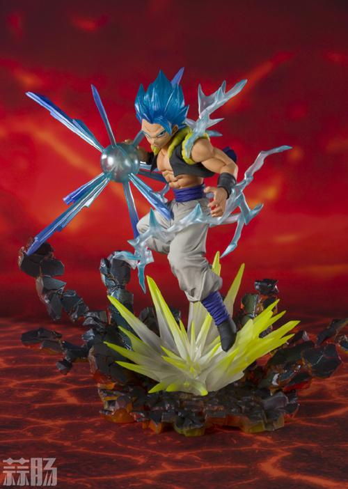 《龙珠超》限定版超级赛亚人之神-悟吉塔手办公布 模玩 第3张