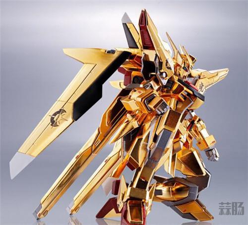 《高达SEED DESTINY》高达模型 金色曙光降世 模玩 第1张