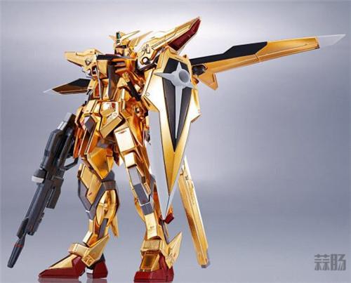 《高达SEED DESTINY》高达模型 金色曙光降世 模玩 第3张
