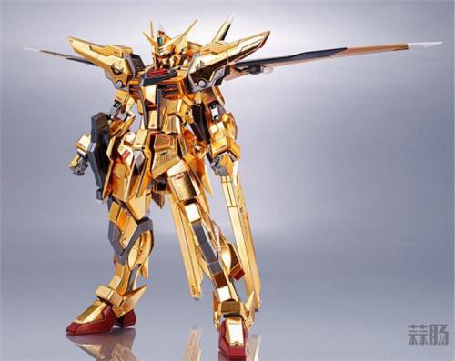 《高达SEED DESTINY》高达模型 金色曙光降世 模玩 第2张