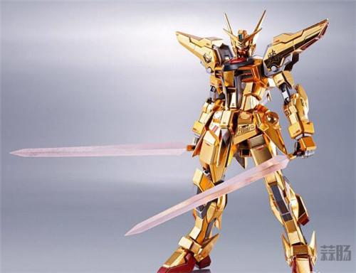 《高达SEED DESTINY》高达模型 金色曙光降世 模玩 第6张