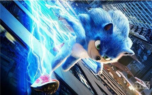 电影《刺猬索尼克》宣布延期!2020年2月上映决定 电影 动画 金凯瑞 世嘉 索尼克 动漫  第2张