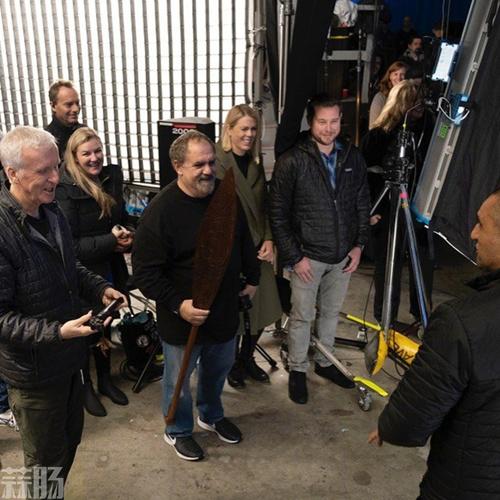 《阿凡达2》本周开始真人真景拍摄 预计将于2021年上映 克里夫·柯蒂斯 詹姆斯·卡梅隆 行尸之惧 阿凡达2 阿凡达 动漫  第1张