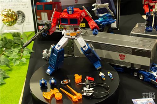东京玩具展MP-44擎天柱细节图公开 变形金刚 第6张