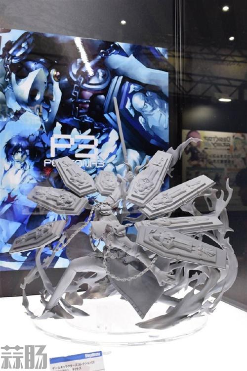 《女神异闻录5》新手办亮相MegaHobbyEXPO Max Factory MegaHouse Amakuni Alter 良笑社 女神异闻录5 模玩  第8张