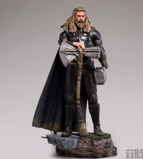 Iron Studios《复仇者联盟4:终局之战》雷神索尔1/10雕像 模玩 第2张