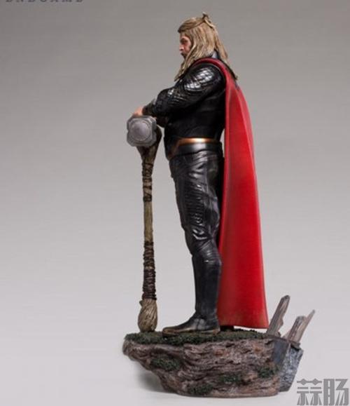Iron Studios《复仇者联盟4:终局之战》雷神索尔1/10雕像 模玩 第4张