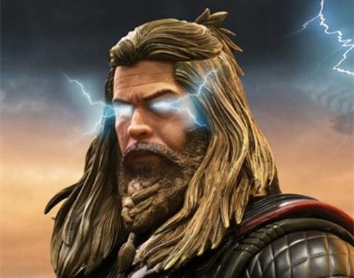 Iron Studios《复仇者联盟4:终局之战》雷神索尔1/10雕像