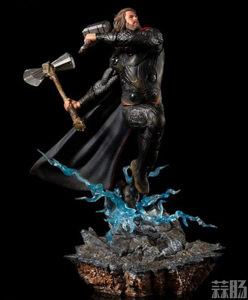 Iron Studios《复仇者联盟4:终局之战》雷神索尔1/10雕像 模玩 第5张