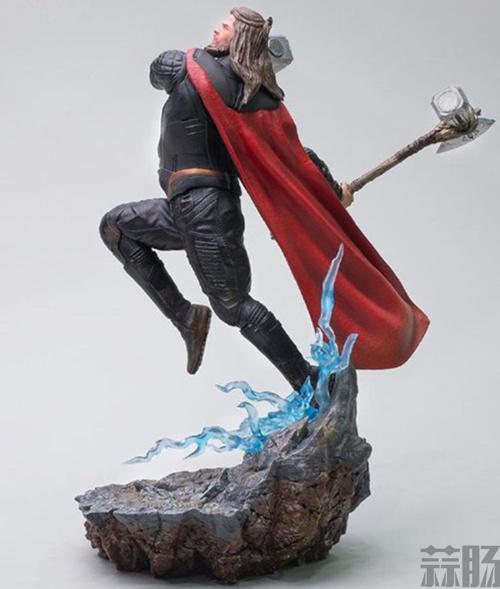 Iron Studios《复仇者联盟4:终局之战》雷神索尔1/10雕像 模玩 第6张