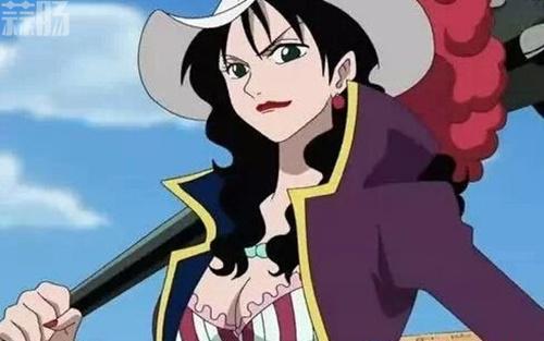 海贼王动画中最美丽的女角色TOP10(下) 娜美 漫画 海贼王 动漫  第1张