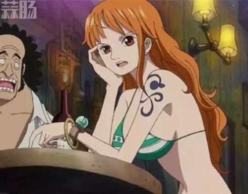 海贼王动画中最美丽的女角色TOP10(下) 娜美 漫画 海贼王 动漫  第2张