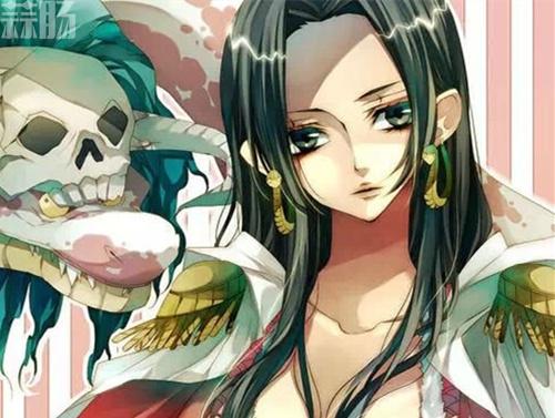 海贼王动画中最美丽的女角色TOP10(下) 娜美 漫画 海贼王 动漫  第4张