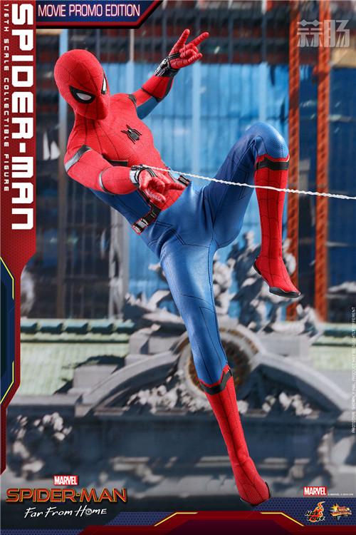 蜘蛛侠(电影期间限定)1:6比例珍藏人偶内地限量发售 模玩 第1张