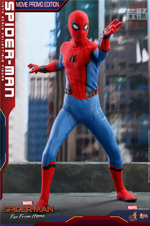 蜘蛛侠(电影期间限定)1:6比例珍藏人偶内地限量发售 模玩 第4张