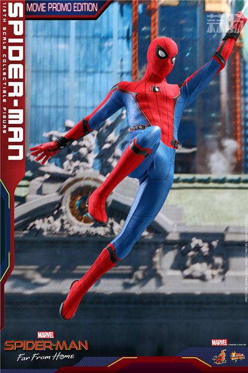 蜘蛛侠(电影期间限定)1:6比例珍藏人偶内地限量发售 模玩 第3张