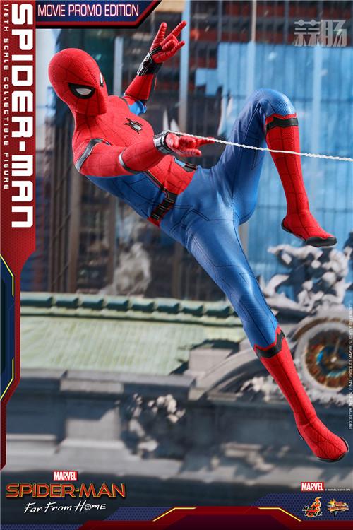 蜘蛛侠(电影期间限定)1:6比例珍藏人偶内地限量发售 模玩 第2张