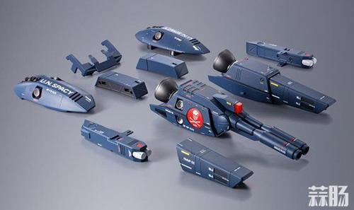 《超时空要塞:可曾记起爱》VF-1配件包 发售信息公开! 模玩 第1张