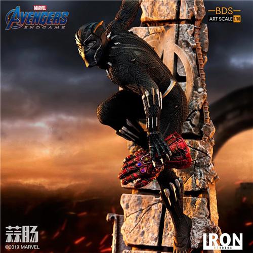 """Iron Studios 发布""""黑豹""""雕像相关发售信息! 模玩 第1张"""