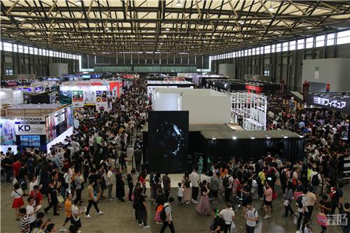 眼花缭乱 WF2019上海首日返图 模玩 第1张