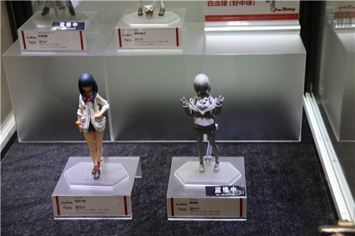 眼花缭乱 WF2019上海首日返图 模玩 第27张