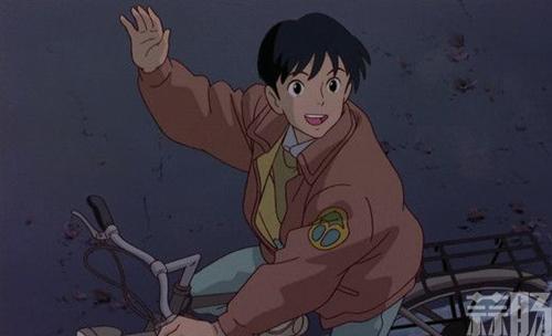 你认为吉卜力最帅的男性角色是谁?超会撩动少女心的男人(下) 动漫 第3张