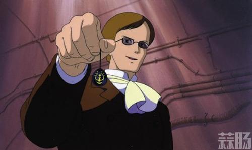 你认为吉卜力最帅的男性角色是谁?超会撩动少女心的男人(下) 动漫 第5张