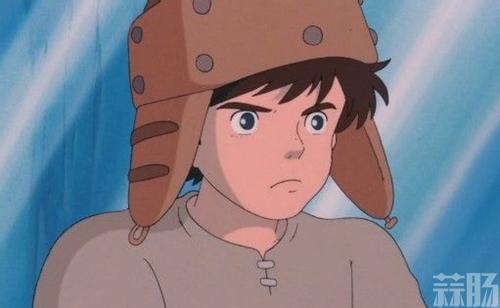 你认为吉卜力最帅的男性角色是谁?超会撩动少女心的男人(下)