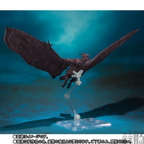 Bandai发布MonsterArts系列哥斯拉-万兽之王、罗丹/拉顿和摩斯拉套装 模玩 第4张
