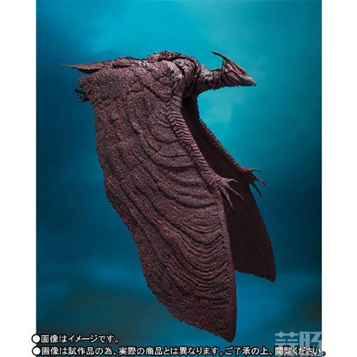 Bandai发布MonsterArts系列哥斯拉-万兽之王、罗丹/拉顿和摩斯拉套装 模玩 第6张