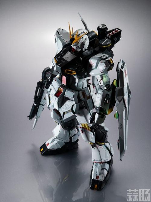 MS解体匠机RX-93 v高达模型公布 模玩 第1张