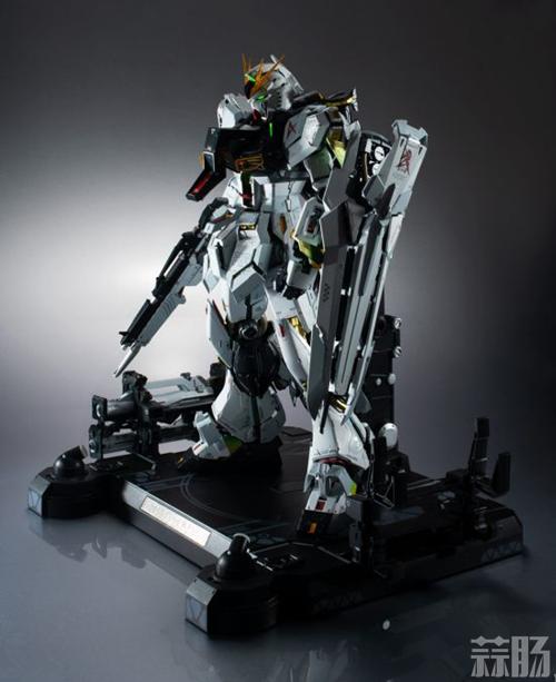 MS解体匠机RX-93 v高达模型公布 模玩 第3张