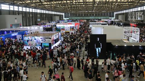 WF上海对话52Toys CEO陈威:国内模玩市场进入快速增长阶段,IP授权遵循两个维度 WonderFestival WF上海 WF2019 万能匣 猛兽匣 IP 52Toys 漫展  第1张