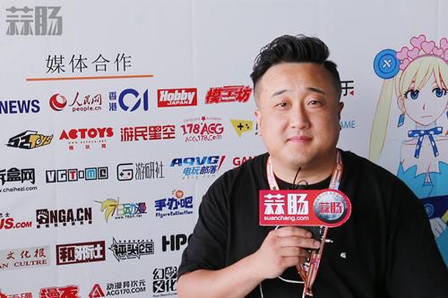 WF上海对话52Toys CEO陈威:国内模玩市场进入快速增长阶段,IP授权遵循两个维度 WonderFestival WF上海 WF2019 万能匣 猛兽匣 IP 52Toys 漫展  第2张