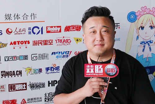 WF上海对话52Toys CEO陈威:国内模玩市场进入快速增长阶段,IP授权遵循两个维度