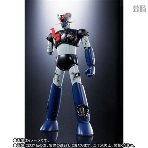 万代南梦宫推出超合金魂GX-70D魔神Z战损版 模玩 第3张