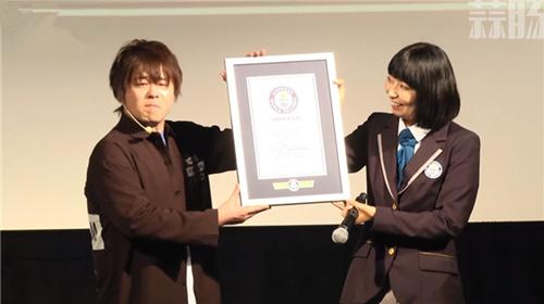声优·松冈祯丞获吉尼斯世界纪录,台词量达到10175句!