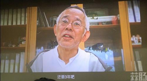 宫崎骏新作动画电影还需3年完成!