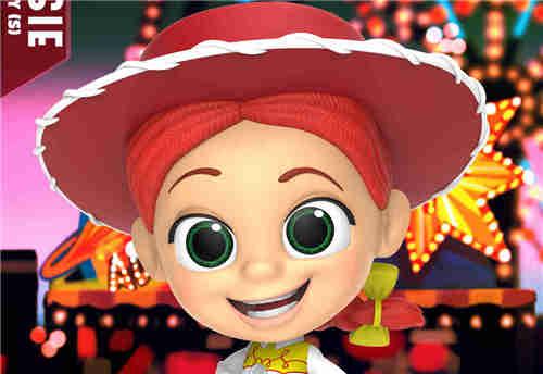 Hot Toys推出《玩具总动员4》COSBABY迷你珍藏人偶