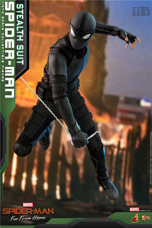 Hot Toys推出《蜘蛛侠: 英雄远征》蜘蛛侠1:6比例珍藏人偶 模玩 第2张