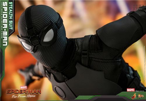 Hot Toys推出《蜘蛛侠: 英雄远征》蜘蛛侠1:6比例珍藏人偶 模玩 第4张