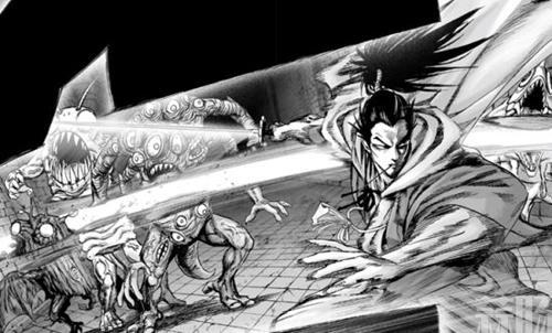 《一拳超人》漫画第152话来了 漫画 埼玉 一拳超人 动漫  第5张